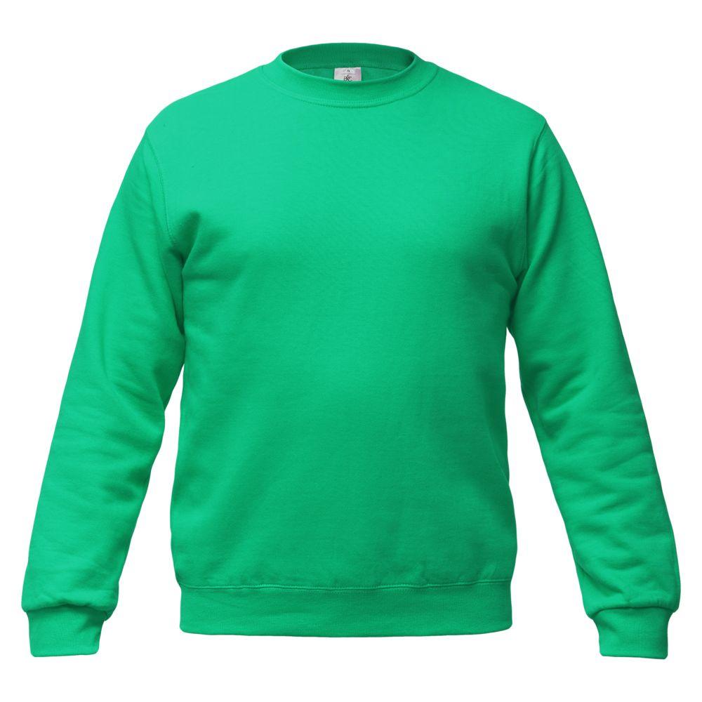 Толстовка ID.002 зеленая, размер L рубашка norveg classic размер l 3l1rl 002 l black page 9