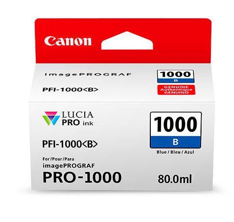 PFI-1000B Blue 80 мл (0555C001)