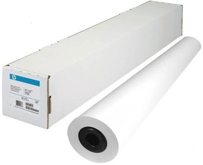 HP Universal Coated Paper 90 г/м2, 0.610x45.7, 50.8 мм (Q1404B) hp coated paper c6980a