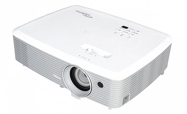 W345 проектор optoma w345 dlp 3d 1280х800 3300 ansi lm