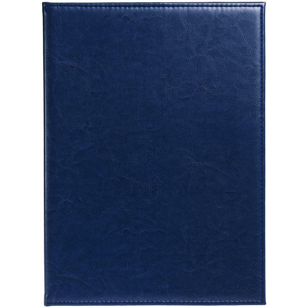 Папка адресная Nebraska, синяя папка luxe синяя