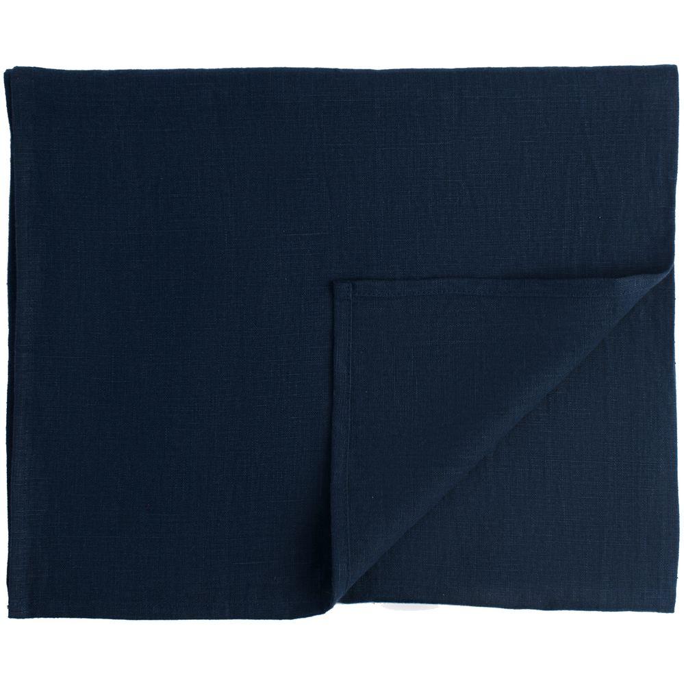 Дорожка на стол Essential, темно-синяя дорожка на стол 45x150 ramish