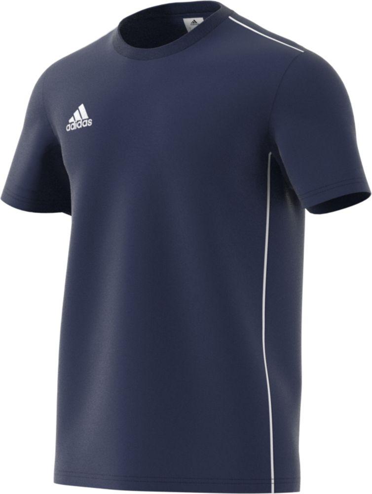 Футболка Core 18 Tee, темно-синяя, размер XL