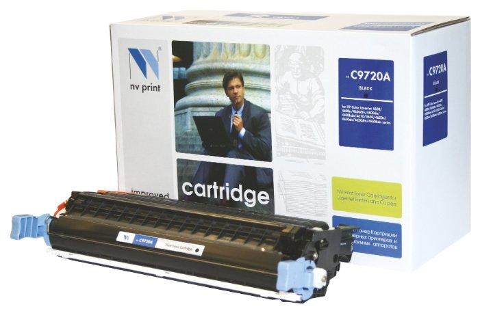Фото - Картридж NV Print NV-C9720A пульт ду gwire 95001 eltex для iptv медиацентров eltex nv 100 nv 102 nv 300 nv 310 wac nv 501 wac черный