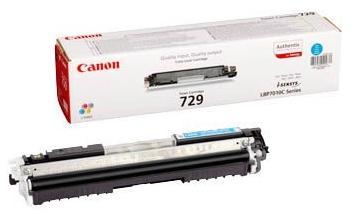 Фото - Тонер-картридж Canon 729 (4369B002) canon 729 черный