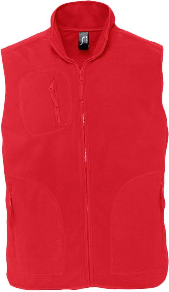 Жилет Norway красный, размер 3XL geographical norway толстовка