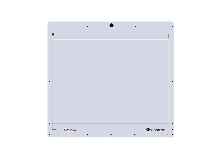 Кэрриер PIXSCAN (21.6x29.2 см) для Silhouette CAMEO и Portrait стартовый комплект изготовления печатей для плоттеров silhouette cameo и portrait
