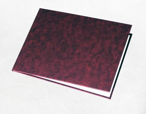 Фото - Unibind альбомная 5 мм, вишневый корпус корпус