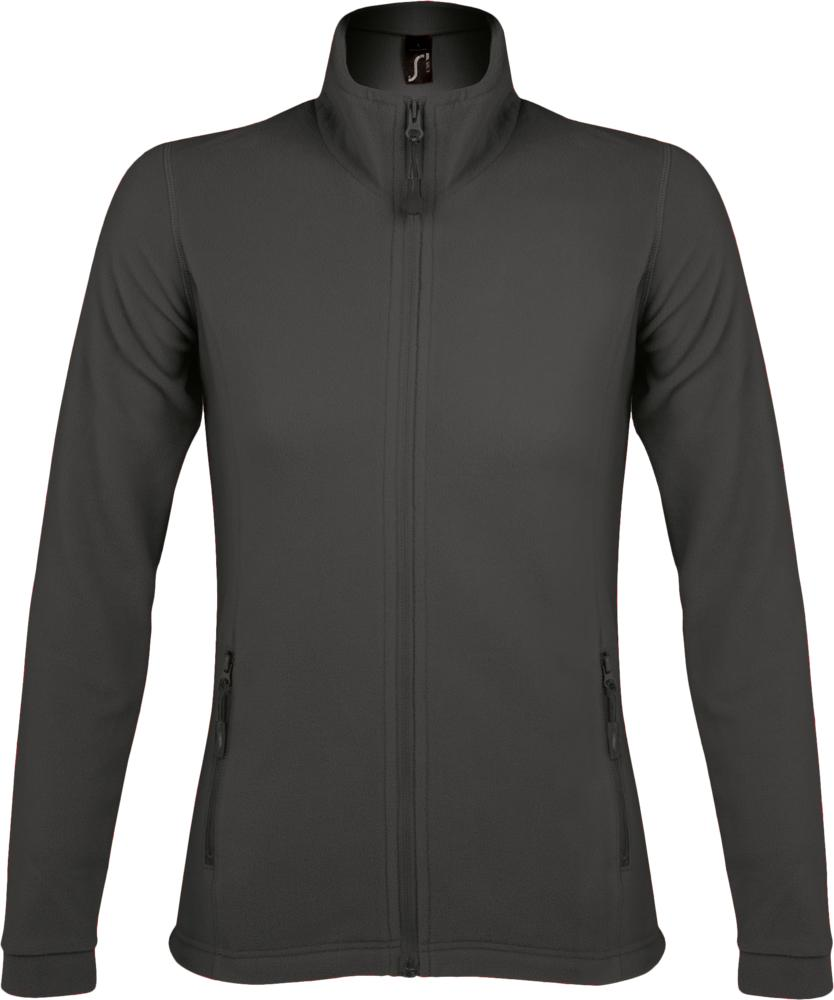цена Куртка женская NOVA WOMEN 200 темно-серая, размер XL онлайн в 2017 году