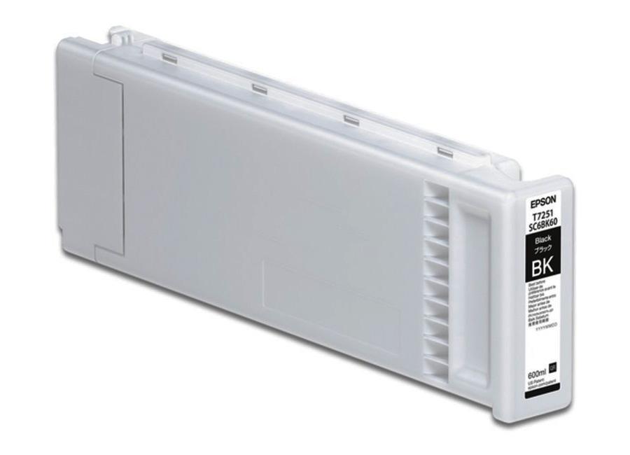 Картридж Epson T7251 Black 600 мл (C13T725100) фото