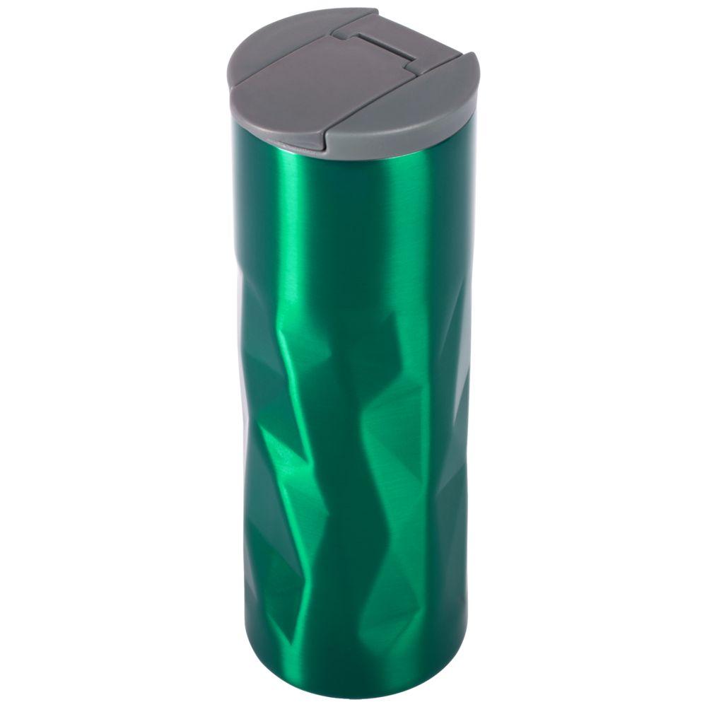Термостакан Gems Green Emerald, зеленый изумруд
