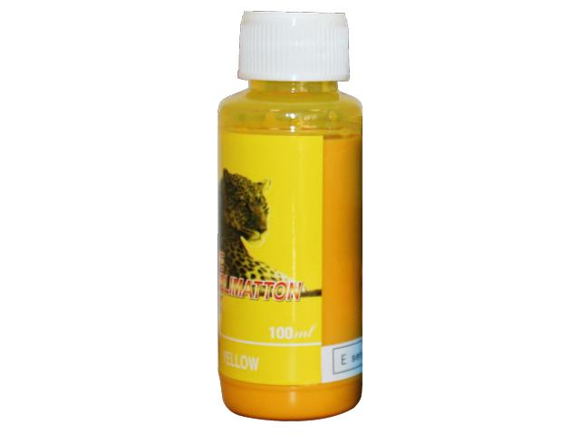 Сублимационные чернила для Epson Yellow 100мл