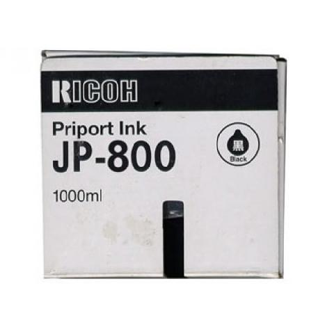Фото - Краска коричневая Ricoh JP800 (CPI-8), 1000мл planet nails лак краска для nailart 8 мл 43 оттенка лак краска для nailart 8 мл 43 оттенка 8 мл красная 34