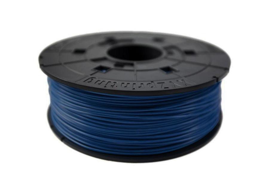 Катушка ABS-пластика XYZ RF10XXEUZYC 1.75 мм, 0.6 кг, синяя пластик для принтера 3d xyz abs синий 1 75 мм 600гр rf10xxeuzyc