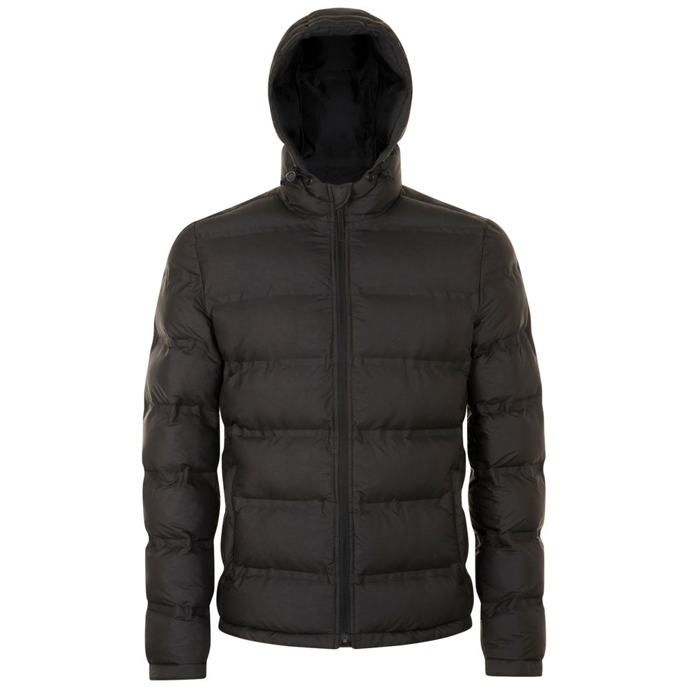 Куртка мужская RIDLEY MEN черная, размер S jackets amimoda 10013 0208 men s clothing windbreakers for men cloak jacket coat parkas hooded