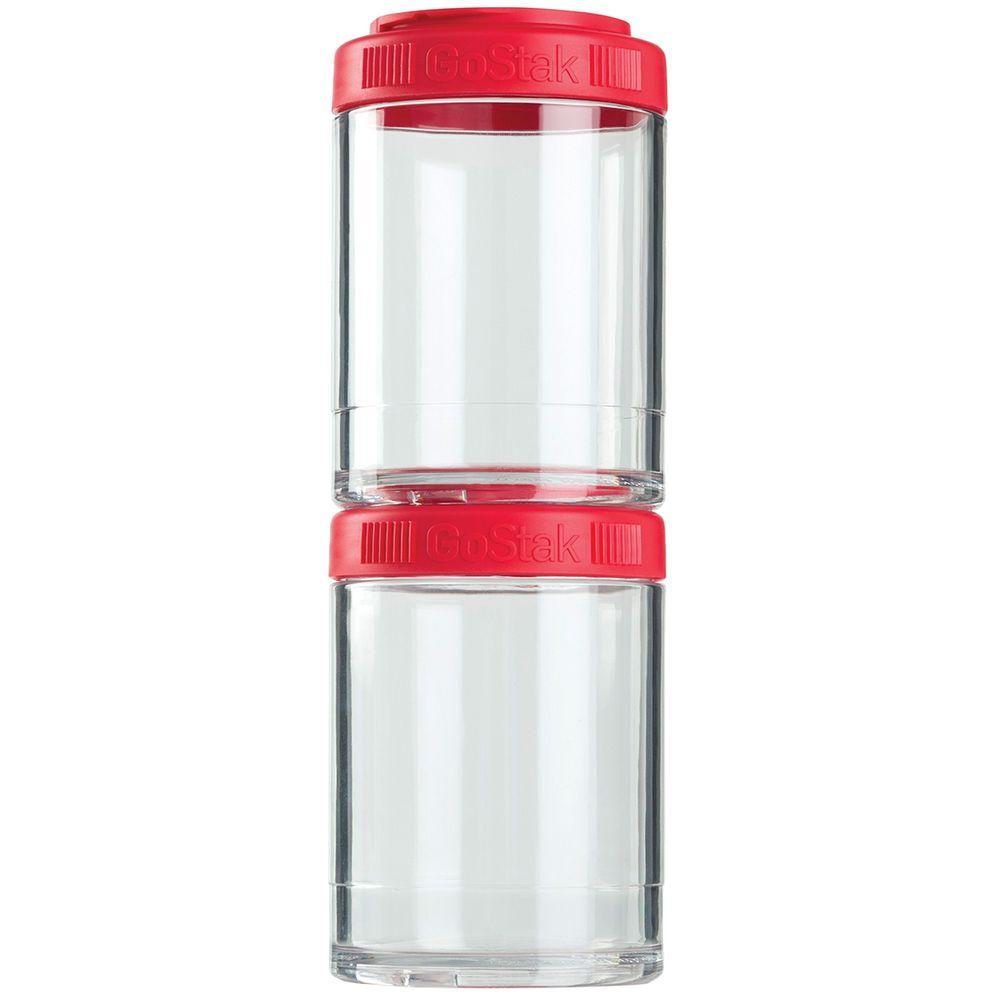 Набор контейнеров GoStak, красный