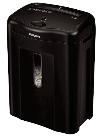 Powershred 11C (4x52 мм) шредер fellowes powershred 11c din p 3 4х52мм 11лст 18лтр safety lock