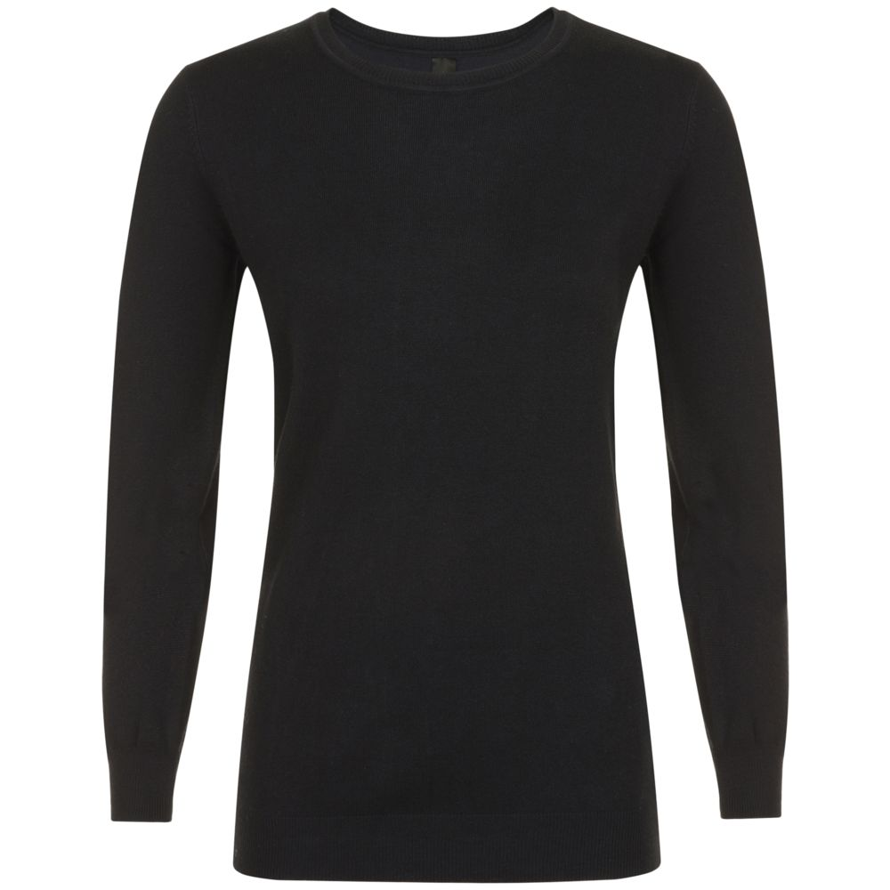 джемпер женский calvin klein jeans цвет серый j20j208528 0390 размер xs 40 42 Джемпер женский GINGER WOMEN, черный, размер XS