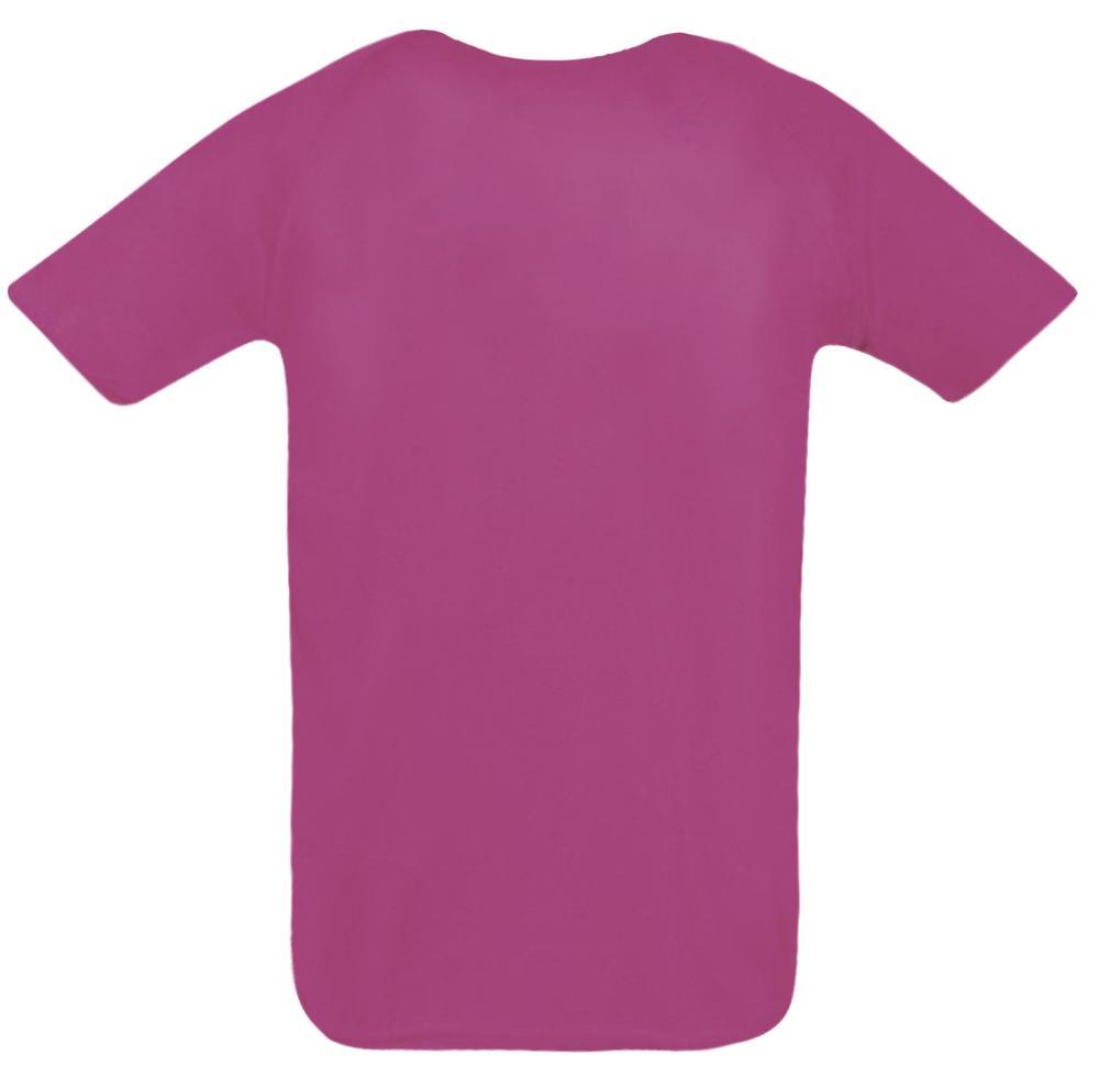 Футболка унисекс SPORTY 140 розовый неон, размер XXS футболка унисекс sporty 140 красная размер xxs