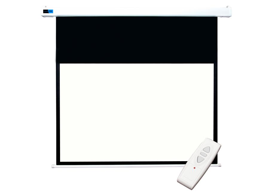 Купить Проекционный экран, Sakura Cinema Motoscreen FG Pro ExtraDrop 400x225 см