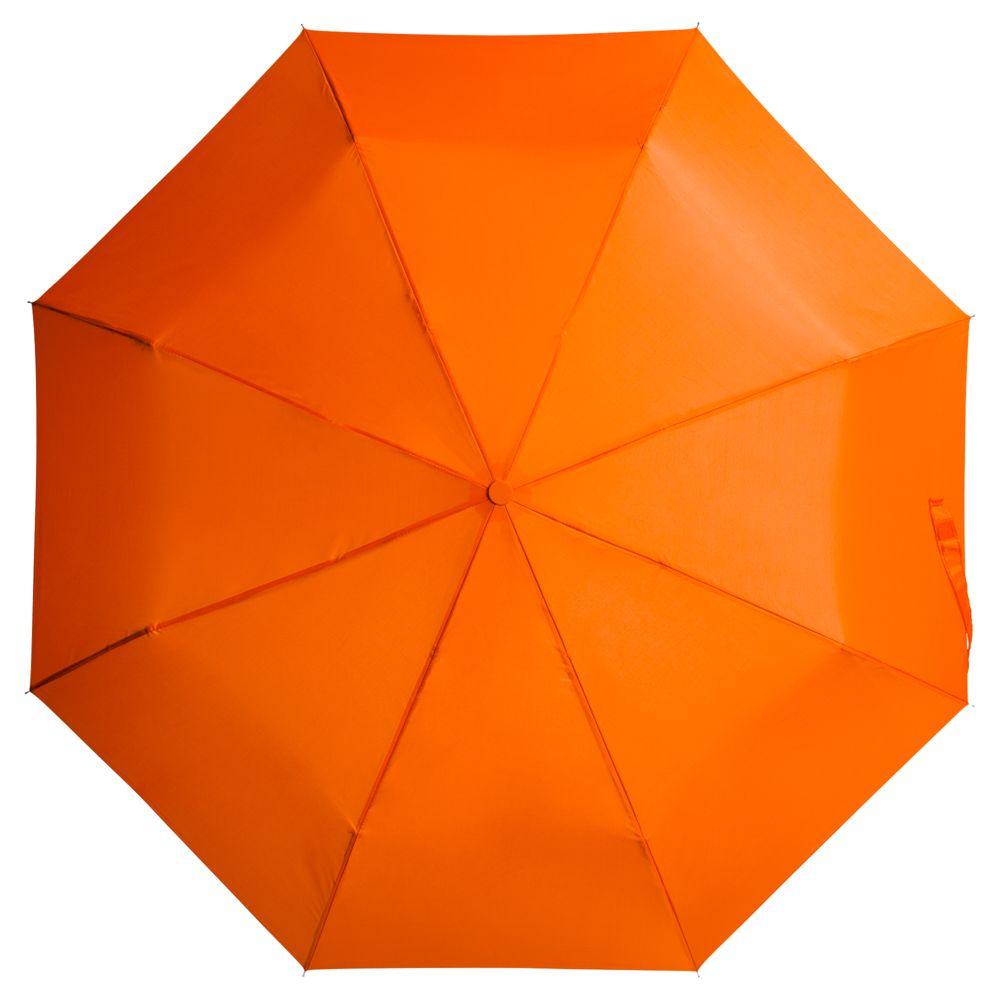 Фото - Зонт складной Unit Basic, оранжевый рюкзак unit base светло оранжевый