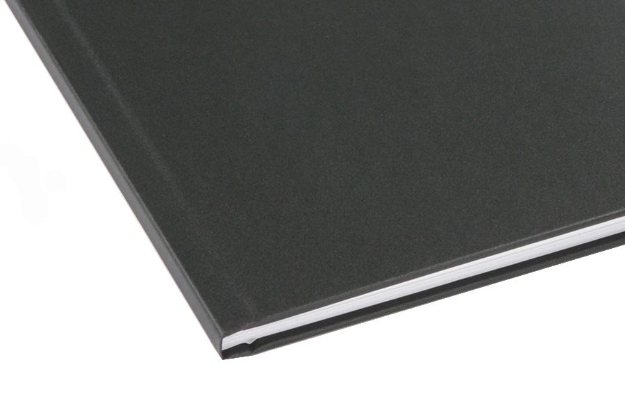 Фото - Папка для термопереплета , твердая, 160, черная кеды мужские vans ua sk8 mid цвет белый va3wm3vp3 размер 9 5 43