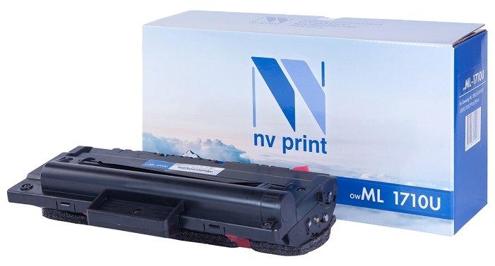 Фото - Картридж NV Print ML-1710 UNIV кухонная мойка mixline ml gm13 49 5х49 5 графит 342 4620031445517