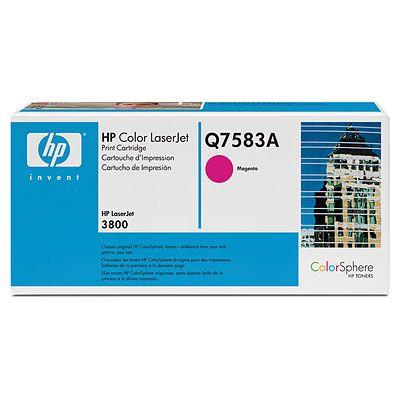 Тонер-картридж HP 503A Q7583A hp q7583a magenta