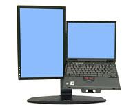 Neo-Flex Lift комбо-стенд для монитора и ноутбука (33-331-085) цена и фото