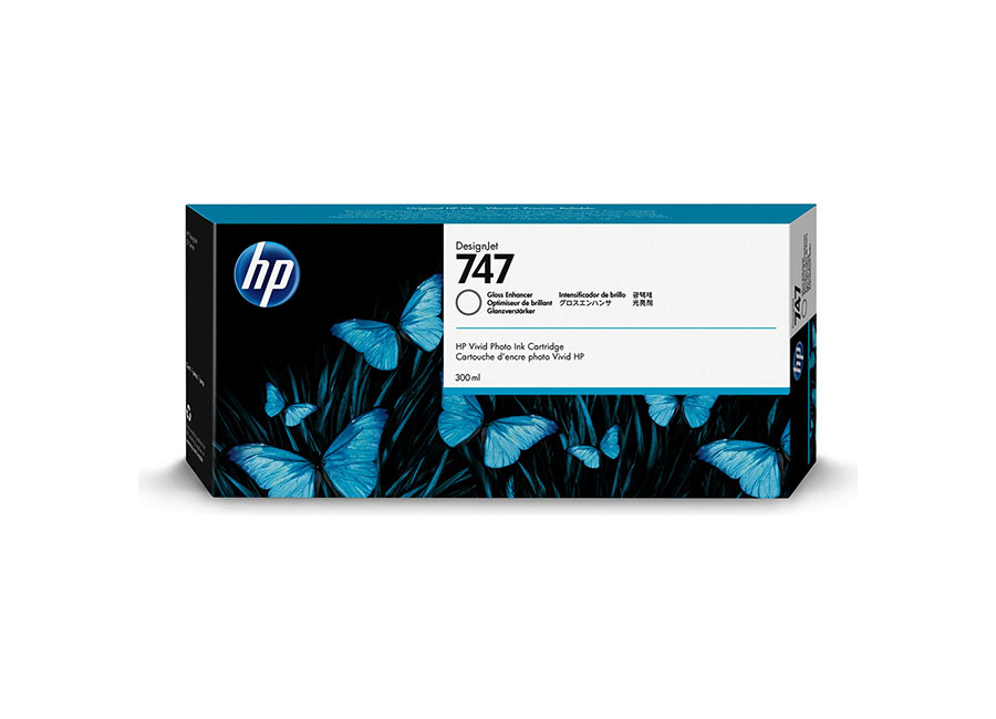 HP DesignJet 747 Gloss Enhancer 300 мл (P2V87A)