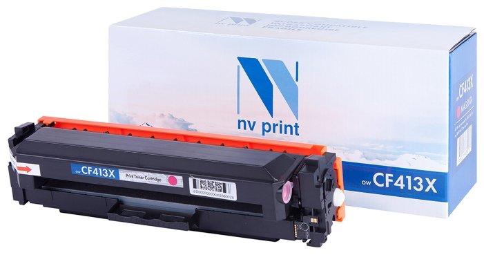 Фото - Картридж NV Print CF413X картридж nv print cf413x