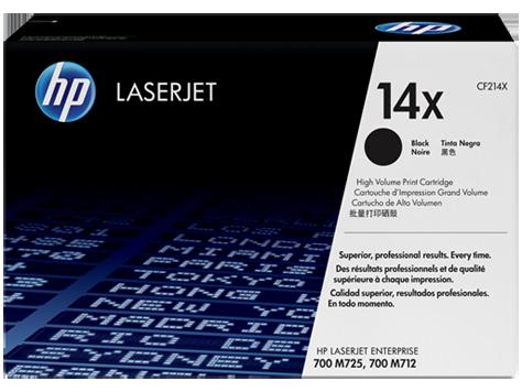 Тонер-картридж HP 14X CF214X цена