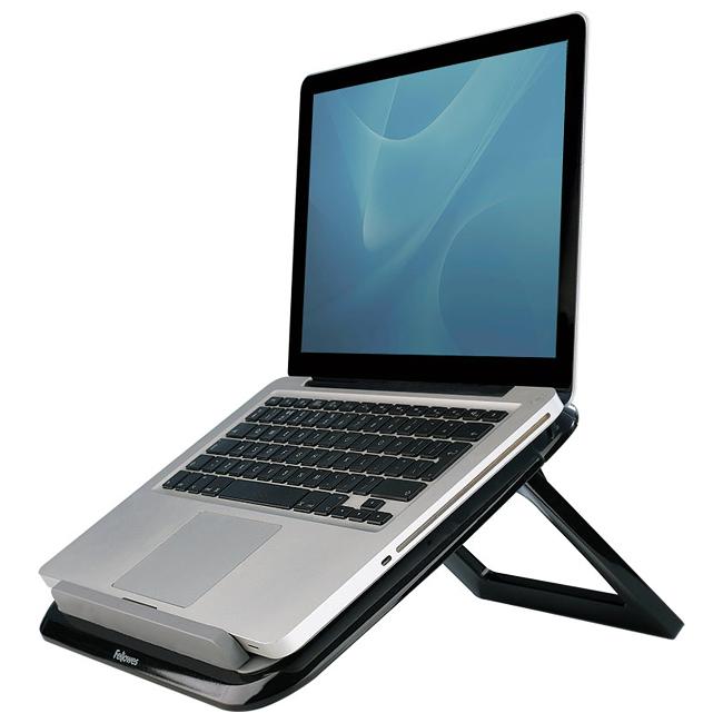 Подставка для ноутбука I-Spire черная подставка для ноутбука барышня handy home