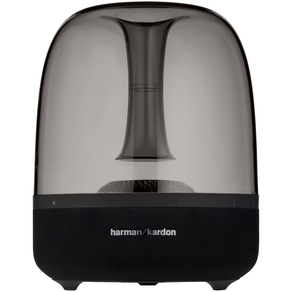 цена на Беспроводная колонка Harman Kardon Aura Studio 2, черная