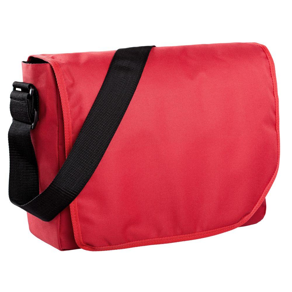 Сумка для ноутбука Unit Laptop Bag, красная
