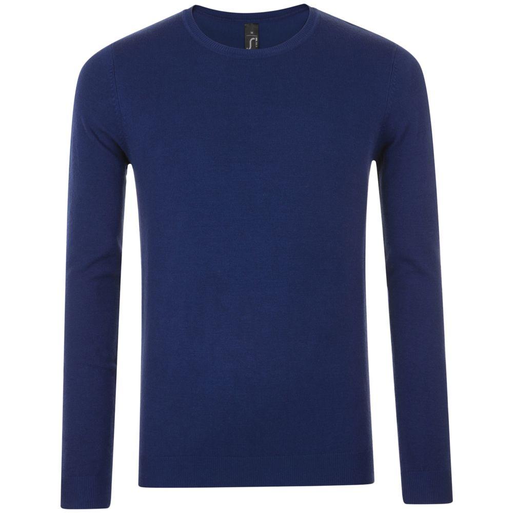 Джемпер мужской GINGER MEN, синий ультрамарин, размер XXL фото