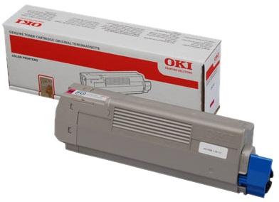 Фото - Тонер-картридж OKI TONER-K-MC851/MC861-7K-NEU (44059172 / 44059168) тонер картридж oki toner k c822 7k neu 44844628 44844616