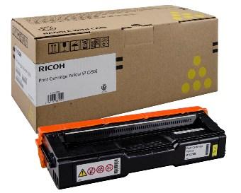 Принт-картридж Ricoh SPC250E желтый (407546) принт картридж spc250e малиновый 407545