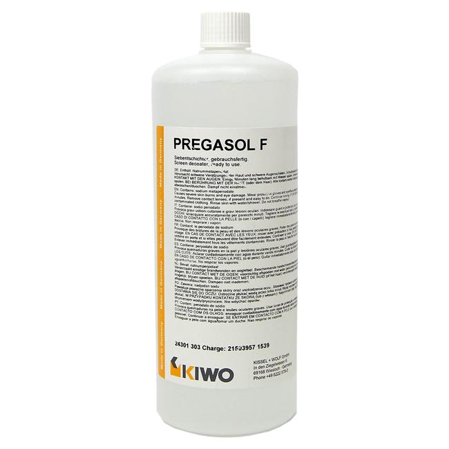 Фото - Отслаиватель фотоэмульсии KIWO PREGASOL F (5 л) средство для мытья пола 5 л любаша лимон пэт