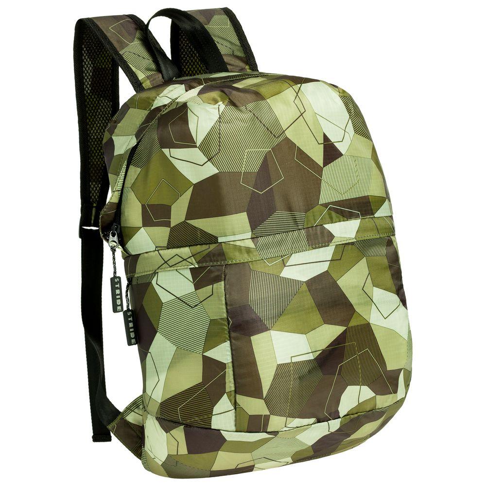 Складной рюкзак Gekko, хаки фото