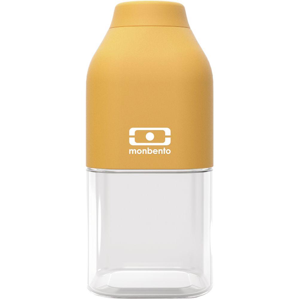 Бутылка MB Positive S, желтая (горчичная) цена 2017