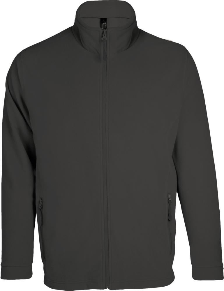 Куртка мужская NOVA MEN 200 темно-серая, размер M куртка мужская finn flare цвет темно зеленый w18 22011 размер m 48