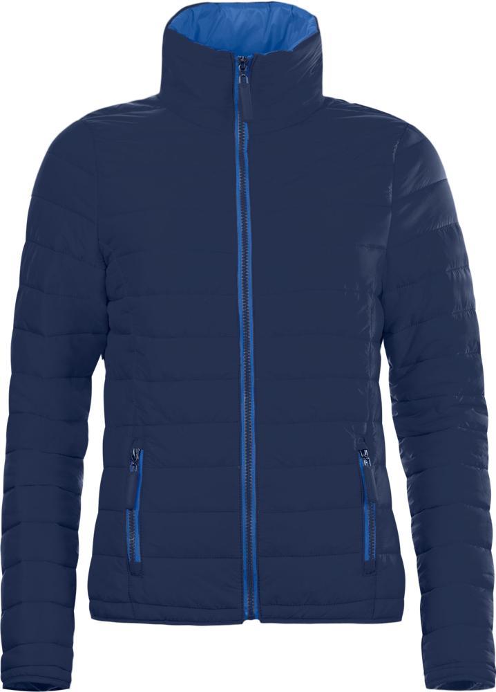 цена на Пуховик легкий женский RIDE WOMEN темно-синий, размер XL
