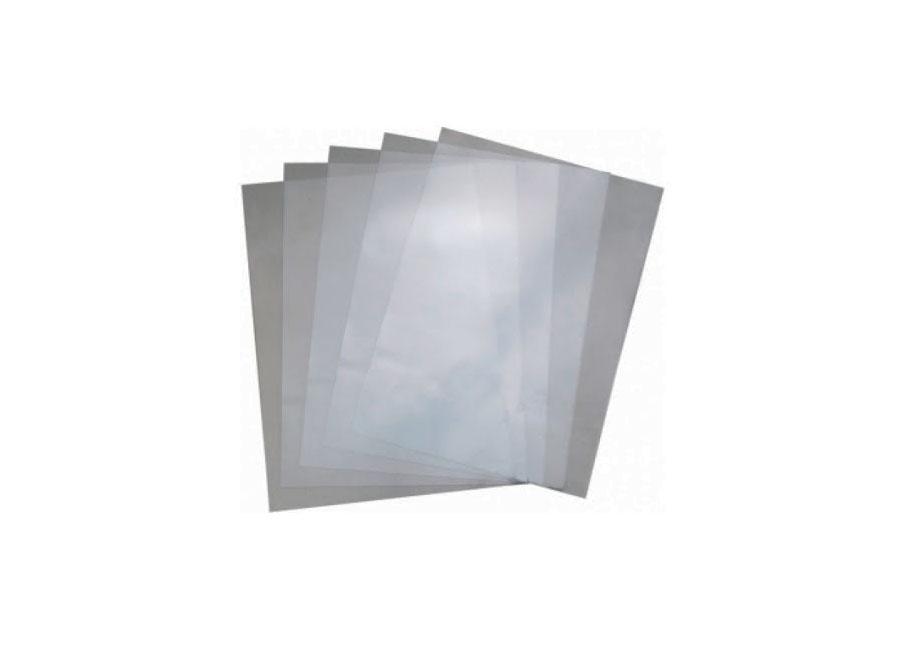 Оверлей (ламинат) ПВХ, для струйной печати, 210х297х0.08 мм, 500 листов