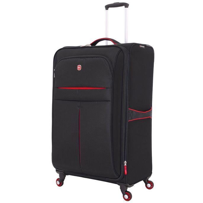 Фото - Чемодан Arosa L, черный чемодан
