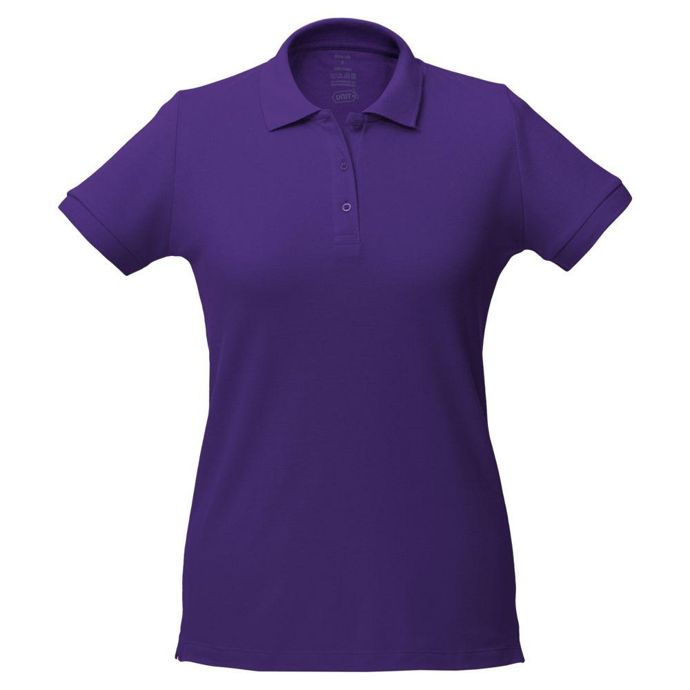 Фото - Рубашка поло женская Virma lady, фиолетовая, размер XL рубашка поло женская virma lady белая размер xl