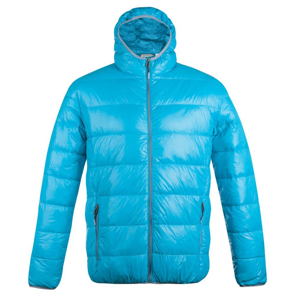 Фото - Куртка пуховая мужская Tarner бирюзовая, размер XL куртка пуховая мужская tarner серая размер l