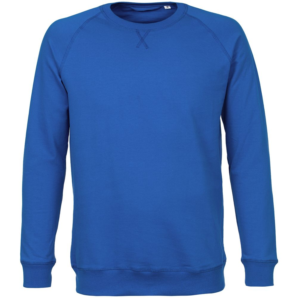 Свитшот Kulonga Raeglan мужской ярко-синий, размер XS