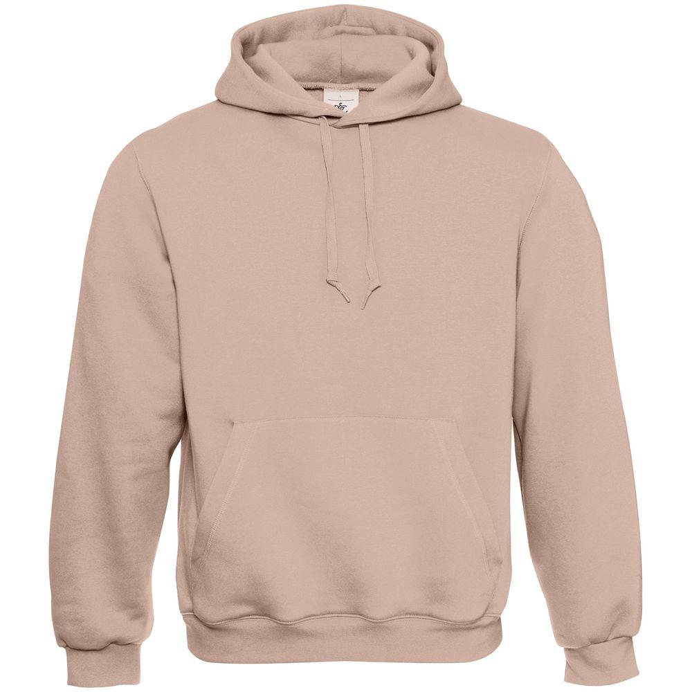 Толстовка Hooded розовая, размер L