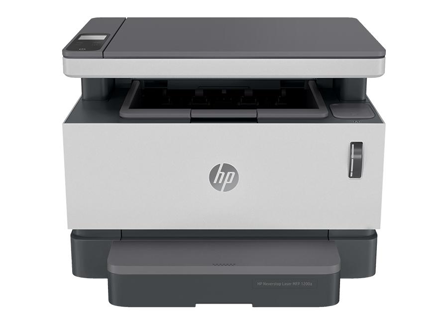 Фото - HP Neverstop Laser MFP 1200a (4QD21A) блок фотобарабана hp 104 w1104a черный ч б 20000стр для hp neverstop laser 1000a 1000w 1200a 1200w